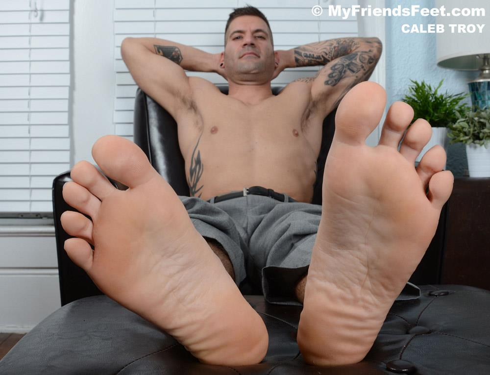 feet gay hunk