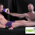 Foot-Hound-Marky-Sparks-Foot-Worship-Cum-Free-Gay-Porn-05-150x150 Muscle Stud Gets His Feet Worshiped And Drops A Load